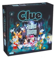 Clue (Disney Haunted Mansion Edition)