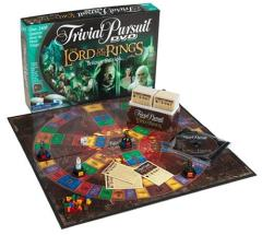 Trivial Pursuit DVD - The Lord of the Rings, Trilogy Edition