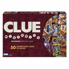 Clue - Mysteries