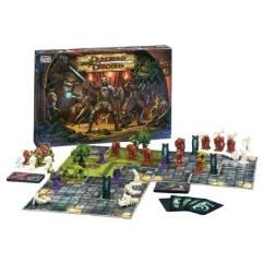 Dungeons & Dragons - The Fantasy Board Game (UK Edition)