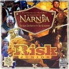 Risk Junior - Narnia - The Lion, The Witch, and The Wardrobe
