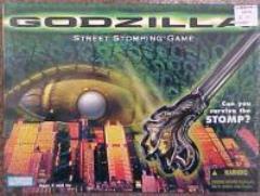 Godzilla Street Stomping Game