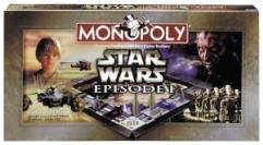 Star Wars Monopoly - Episode I