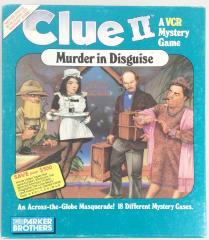 Clue II - Murder in Disguise