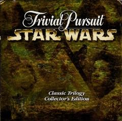 Trivial Pursuit - Star Wars (Classic Trilogy Collector's Edition)