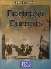 Paul Koenig's Fortress Europe (1st Printing)
