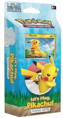 Sun & Moon Let's Play Theme Deck - Pikachu