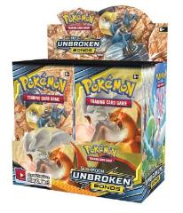 Sun & Moon Unbroken Bonds Booster Box