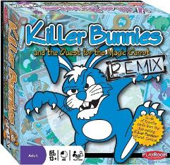 Killer Bunnies and the Quest for the Magic Carrot, Remix