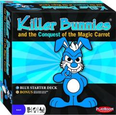 Killer Bunnies and the Conquest of the Magic Carrot - Blue Starter Deck