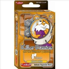 Orange Deck D - Animals Expansion, Deadly Aliens
