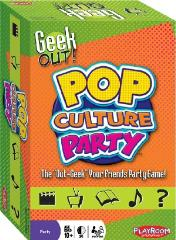 Geek Out! - Pop Culture Party