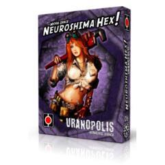 Neuroshima Hex! - Uranopolis Expansion