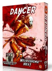Neuroshima Hex! 3.0 - The Dancer Expansion