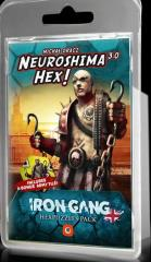 Neuroshima Hex 3.0 - Iron Gang Hexpuzzles Pack