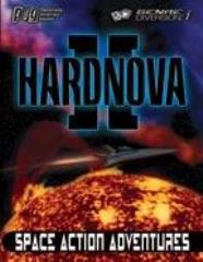 Hardnova II - Space Action Adventures (1st Edition)