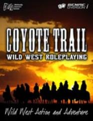 Coyote Trail - Wild West Roleplaying (Expanded)