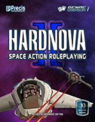Hardnova II - Space Action Roleplaying (Revised & Expanded)