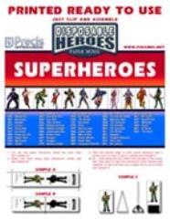 Supers & Heroes
