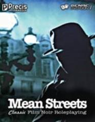 Mean Streets (1st Edition)