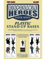 Plastic Stand-Up Bases (100)