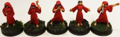 Female Cowled Cultists #1