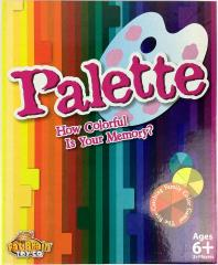 Palette - How Colorful Is Your Memory?