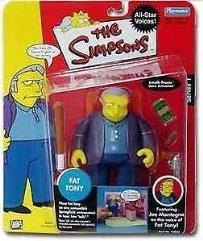 World of Springfield - Fat Tony