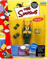 World of Springfield - Montgomery Burns