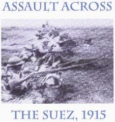 Assault Across the Suez, 1915