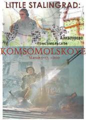 Little Stalingrad - Komsomolskoye, March 2000