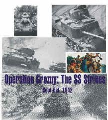 Operation Grozny, 1942