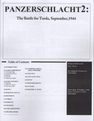 Panzerschlacht #2 - The Battle of Torda, September 1944