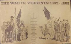 War in Virginia, The - 1862-1865