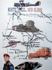 White Steel, Red Blood - Denikin's Tank Offensive, 1919