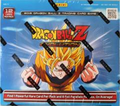 Dragon Ball Z Evolution Booster Box