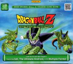 Dragon Ball Z Perfection Booster Box