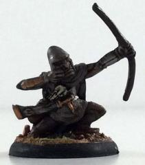 Orc Archer Kneeling, Pre-Painted (Limited Edition)
