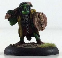 Goblin Warrior, Pre-Painted (Limited Edition)