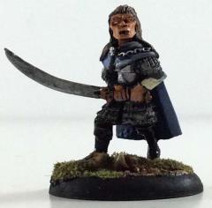 Hobgoblin w/Sword, Pre-Painted (Limited Edition)