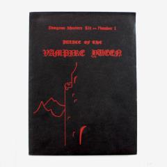 Dungeon Master Kit #1 - Palace of the Vampire Queen (1st Printing)