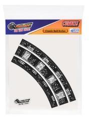 """Classic Rail Series - Curve (2"""" Wide)"""