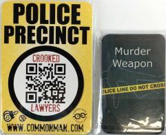 Police Precinct - Crooked Lawyers