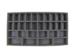 """1 1/2"""" Warmachine/Hordes Alternate Small Troop Tray"""