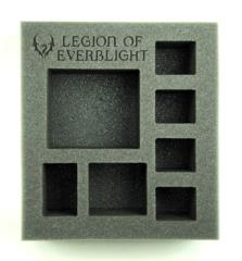 "2 1/2"" Legion of Everblight- Starter Demo Half-Foam Tray"