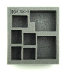 "2 1/2"" Minions - Starter Demo Half-Foam Tray"