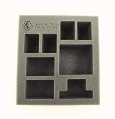 "2 1/2"" Retribution of Scyrah - Battlegroup Starter Box, Half Foam Tray"