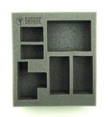 "2 1/2"" Skorne - Starter Demo Half-Foam Tray"