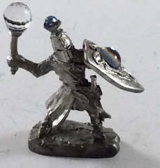 Knight w/Crystal Mace #1