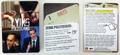 Police Precinct - Lying Politicians